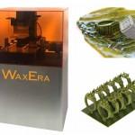 WaxEra 3D – stampante DLP 3D in cera per gioelleria