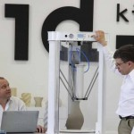 GAJA Multitool MAXX Stampante 3D ceramica e multiuso con area stampa MAXI