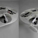 Drone del Millennium Falcon di Star Wars da scaricare e Stampare in 3D