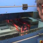 HSS (High Sintering Speed) Nuova Tecnologia superveloce di Stampa 3D crea una sedia in pochi minuti