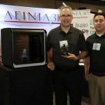 Stampante H800 3D di Afinia ad alte prestazioni e grande formato