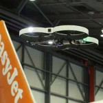 EasyJet utilizza stampa 3D, droni,Mobile Apps & altro per migliorare l'esperienza utente sui suoi voli