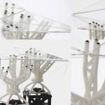 Sistema di giunti a ragno Stampato in 3D