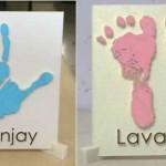 Modelli di Mani e piedi di bambini stampati in 3D da Instapro3D