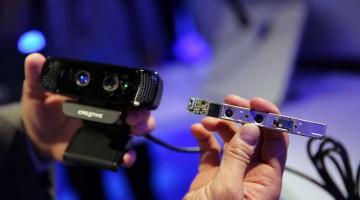 Scanner 3D XYZprinting portatile a 299 $ per la stampa 3D fatto con realsense