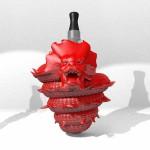 Sigaretta elettronica fashion con la Stampa 3D