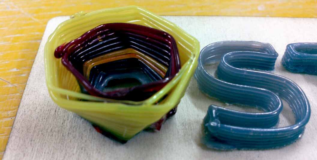 vetro stampato 3D   da micron3DP
