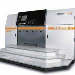 Concept Laser e la sua nuova  X line 2000R Stampante Laser 3D per metallo ad alta precisione