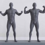 Impressionanti modelli anatomici per artisti stampati in 3D da Anatomy360