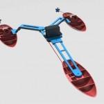 Tri-Boat telecomandata – Scaricala e Stampala in 3D