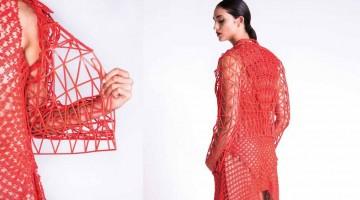 Stampa 3D di tessuti – il futuro del tessile è alle porte, meno inquinante e piu' sostenibile