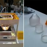 DOM Pro 3D che stampa a 300 millimetri / s annunciata da  Bold-Design e DOOD Studio