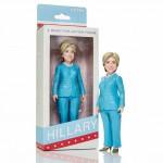 Hillary Clinton Modello stampabile in 3D della settimana