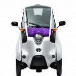 Rinkak personalizza I-Road di Toyota con la Stampa 3D
