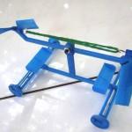 Macchina giocattolo ad elica da Stampare in 3D