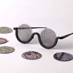 Effetti visivi allucinogeni con occhiali Stampati 3D da Bence Agoston