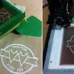 Stampare in 3D  il kit per Serigrafia su tessuto o carta