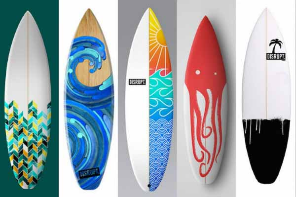 Tavole da surf personalizzate stampate in 3d stampa 3d store - Tavole da surf decathlon ...