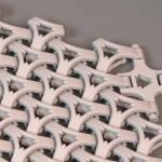 DF3D tessuto di maglia medievale stampato 3D