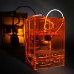 Stampante 3D economica Fabrikator Mini 3D a  179 Dollari – Piccole dimensioni Ottima Qualità