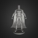 Modellostampabile in 3Ddella settimana: Batman