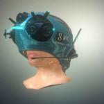 Casco per Realta Virtuale Google VR 5.8  scaricabile per Stampa 3D