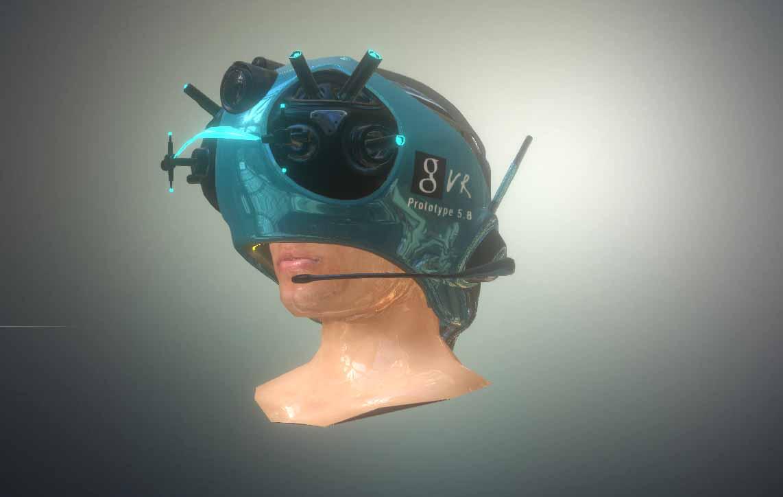 Google VR 5.8 Prototype