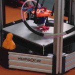 HEXAGON V2 la nuova stampante 3D delta di IGUS