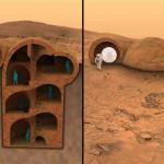 RedWorks usa la stampa 3D per creare alloggi su Marte utilizzando risorse in situ