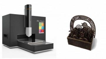Choc Creator 2.0 stampante 3D per cioccolato