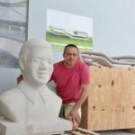 Desamanera  Stampante 3D di  Enrico e Riccardo Dini per la costruzione di edifici anche in Italia