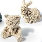 Disney produce oggetti stampati in 3d a livelli di elasticità variabile