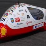 Stampa 3D permette agli studenti di progettare una concept car che fa 640 chilometri con un litro