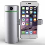 EORA 3D Scanner Laser 3D con precisione 100 micron per iphone a 199 $