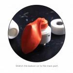 Base Stampata in  3D + 1 palloncino = Luce portatile