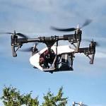 clone di Inspire, un drone da stampare in 3d  di qualità professionale