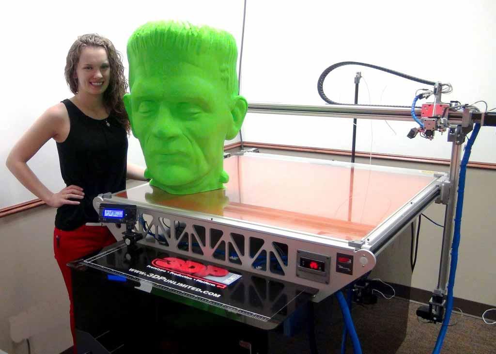 3D grandigrandi amanti del pene