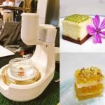 """Nufood Robot 3D Stampante alimentare crea vere  """"bombe di sapore""""  personalizzabili nel gusto, colore e consistenza"""
