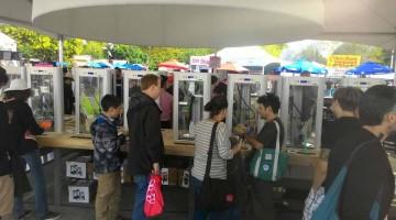 WASP sbarca in USA al Maker Faire di New York con le sue stampanti 3D delta