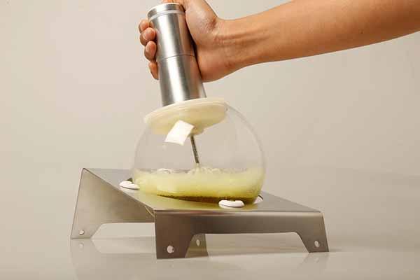 aeratore, per fare schiume e liquidi