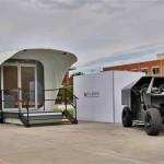 ORNL annuncia unacasa con auto integrata stampata in 3d perprodurre e condividere l'energia pulita