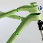 Aenimal Bhulk – Telaio di bicicletta sostenibile stampato in 3D dall'italiana Eurocompositi riceve  primo  premio Eurobike