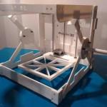 Foldie 3D FFF stampante 3D Portatile, Economica e Sostenibile