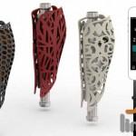 Limbu – Smart Protesi Sensoriale indossabile stampata in 3D