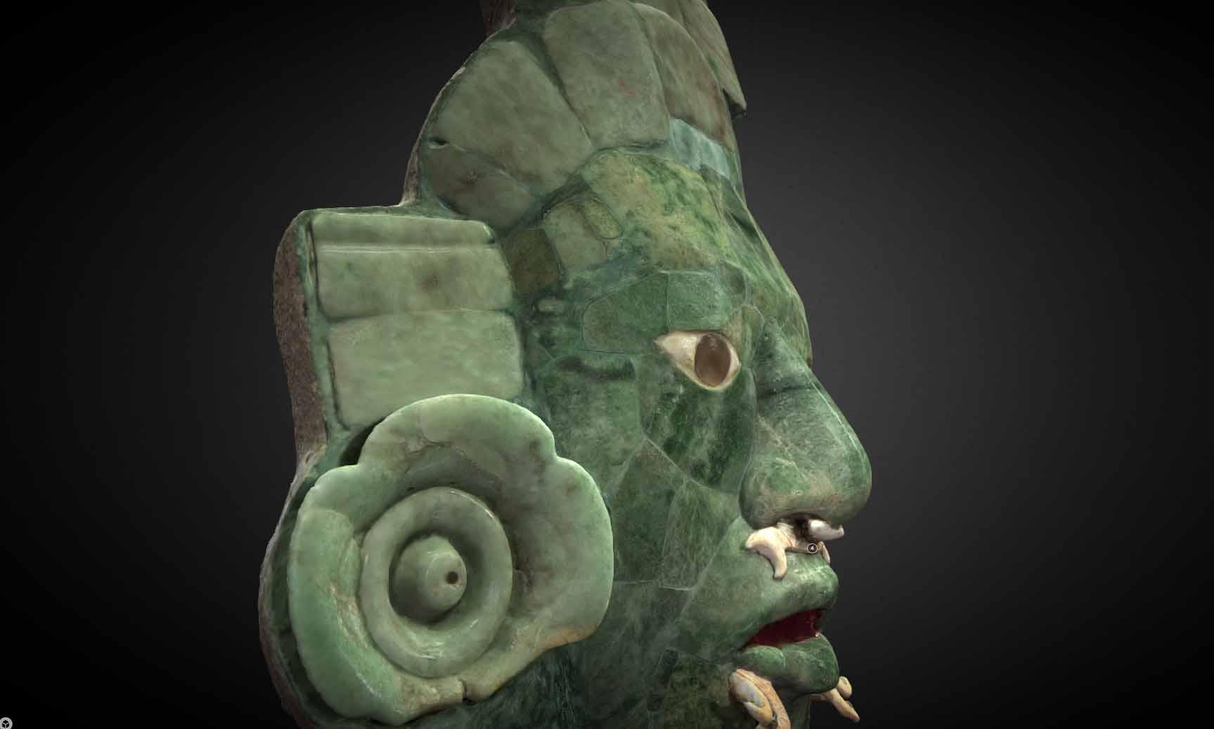 maschera_Calakmul