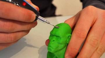 Retouch3D nuovo Design per loro penna di finitura 3D