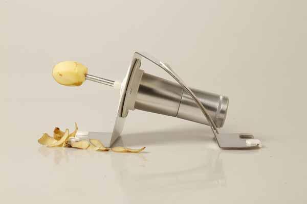 tornio e pela patate