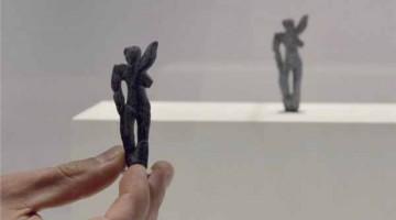 La Venere di Galgenberg replicata in 3D