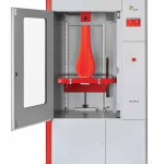 DeeRed, la stampante 3D di BE3D sarà presentata al Printshow 3D di Parigi