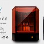 Liquid Crystal LCD stampante 3D  alta risoluzione da 499 a 799 € di Photocentric